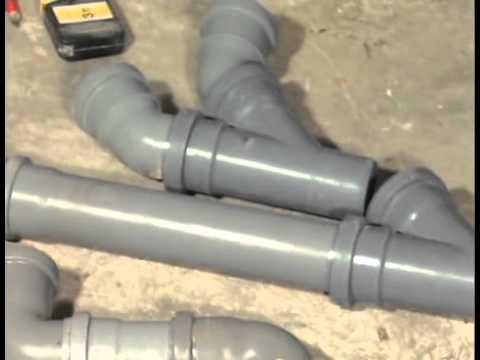видео: 10  Прокладка канализации