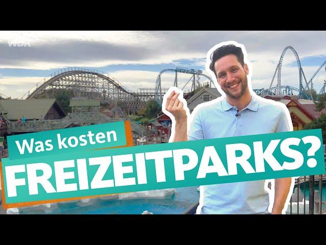 Freizeitparks – Wie viel Spaß und Attraktionen gibt's fürs Geld? | WDR Reisen