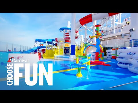 Inside Carnival Horizon: Dr. Seuss WaterWorks | Onboard Activities | Carnival Cruise Line