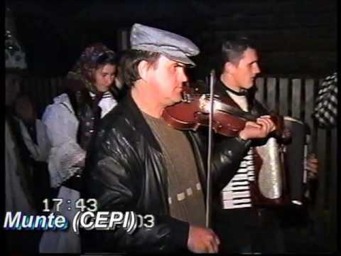 Cepi Nunta Ucraineana  Poienile de sub Munte M.M   2003
