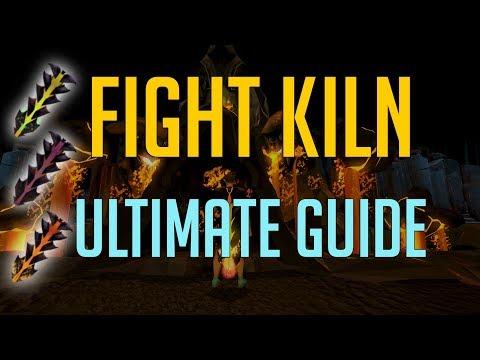 Runescape 3 - Ultimate Fight Kiln Guide | All Combat Styles