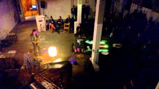 DV# (2014) Theoral Concert: Susanna Gartmayer/ddkern (A) 19.11.14 @ MOE Vienna pt. 2