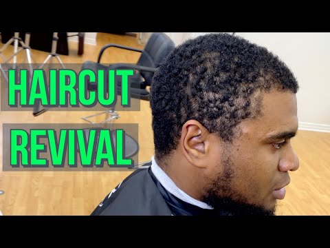 Emergency Family Photo HAIRCUT REVIVAL! Barber Tutorial!