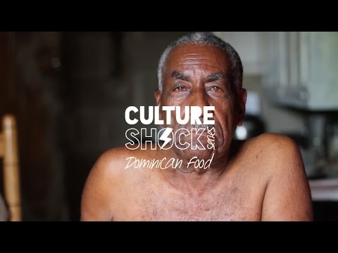 Culture Shock Series -- Dominican Republic -- Food -- WT&B