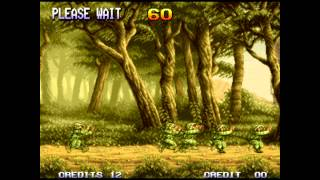 Metal Slug 3 - PC Gameplay
