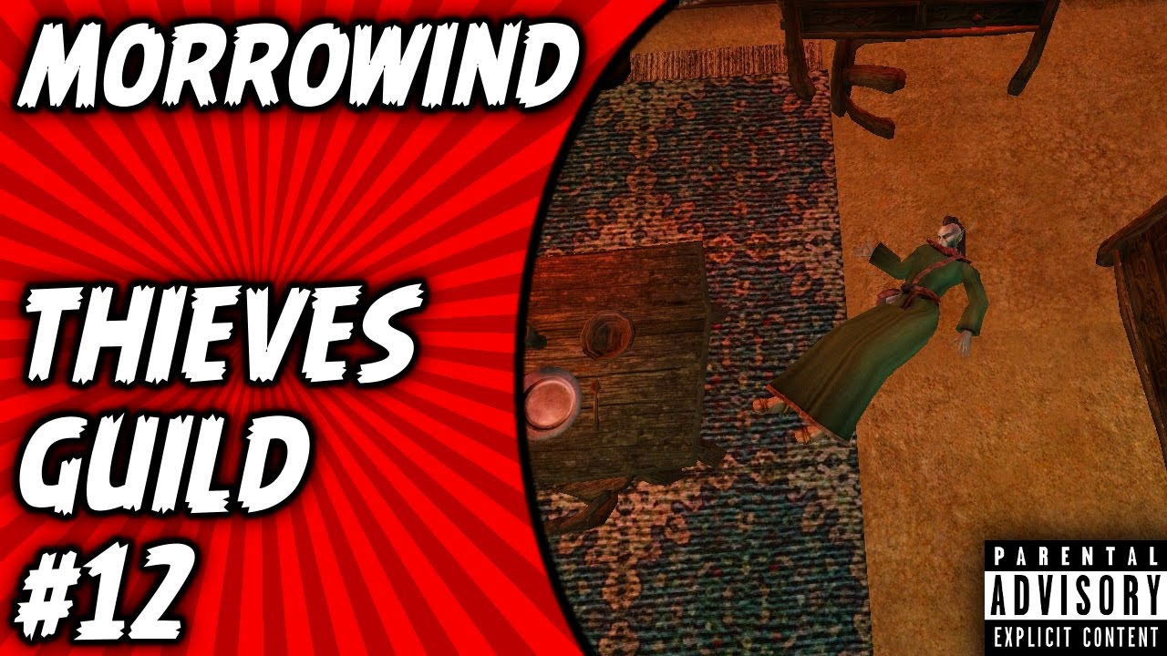 Morrowind Thieves Guild Quest Find Brother Nads (Walkthrough/Gameplay)
