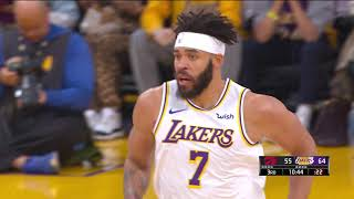 Los Angeles Lakers vs Toronto Raptors | November 10,2019