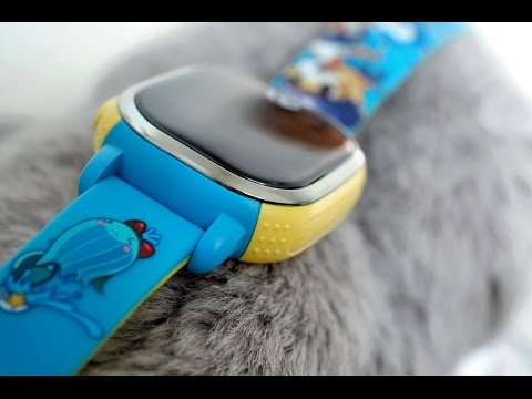 Tencent QQ GPS Kinder Smartwatch Unboxing [DEUTSCH]
