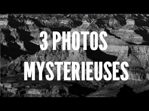 3 PHOTOS MYSTERIEUSES PRISES PAR DES RANDONNEURS DISPARUS