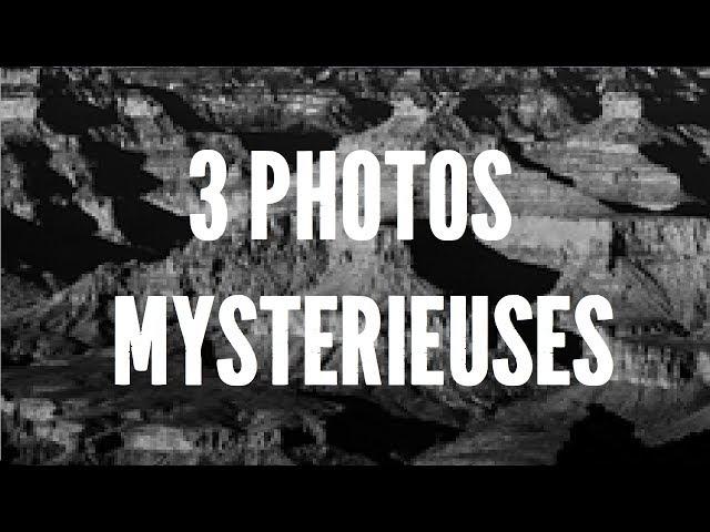 3 PHOTOS MYSTÉRIEUSES PRISES PAR DES RANDONNEURS DISPARUS 😨