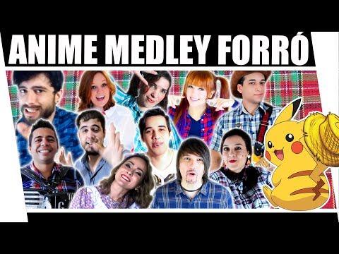 Anime Medley (FORRÓ) (Guitarrista de Atena ft. YTMBR) #CrisnelConvida Especial de São João