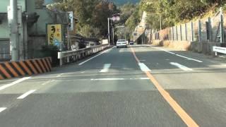 Route 42 - 国道42号(鳥羽~和歌山ルート) 道の駅海山付近