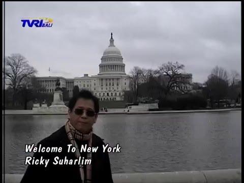 Dialog Reiki Lingchi di TVRI Bali (23/04/10) Part 1 - Ricky Suharlim