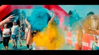 Красочный забег 2015 / Color run 2015 Kiev