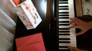 Pointer Sisters - I'm so excited (piano cover)