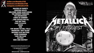 Metallica - Lords Of Summer [Live İstanbul] 13.07.2014 @MetallicaTUR 6/18
