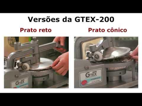 GTEX-200 Fechador industrial de marmitex. (PATENTE REGISTRADA)