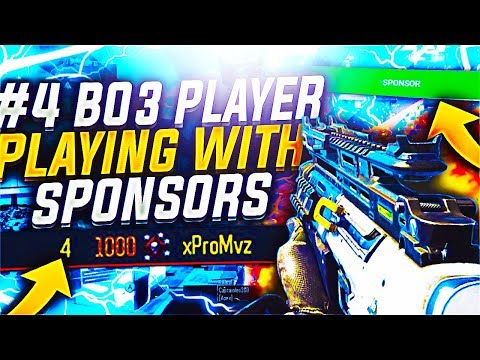 (PLAYING WITH SPONSORS) #4 RANKED Pro Player For DooM Clan!