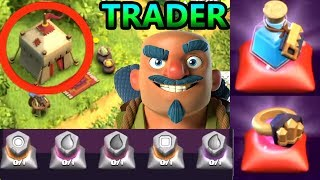 CLASH OF CLANS NEW UPDATE | TRADER | SNEAK PEAK #1 | CLASH OF CLANS