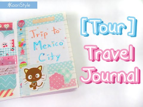 【Tour】 Travel Journal ★! (Sub Español)