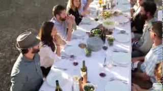 Williams-Sonoma Open Kitchen: Vineyard Dinner with Scopa