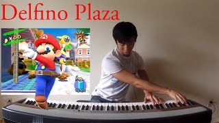 Super Mario Sunshine - Delfino Plaza Theme