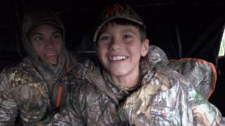 Hunting Illinois Turkeys- Noah Bearshield- Youth Memory Chase