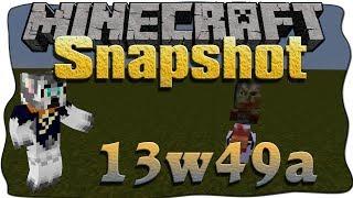 Minecraft 1.7 Snapshot 13w49a [Deutsch/German] - Evil Chicken lebt!!