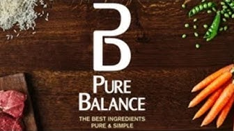 Pure Balance  Dogfood Review-- Dog's that have food sensitivity