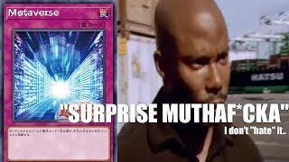 """Metaverse: SURPRISE MUTHAF*CKA, I don't """"hate"""" it..."""