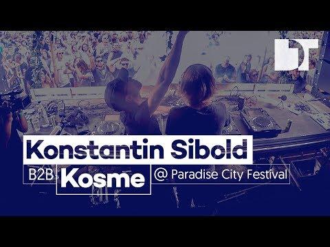 Konstantin Sibold B2B Kosme at Paradise City Festival (Belgium)