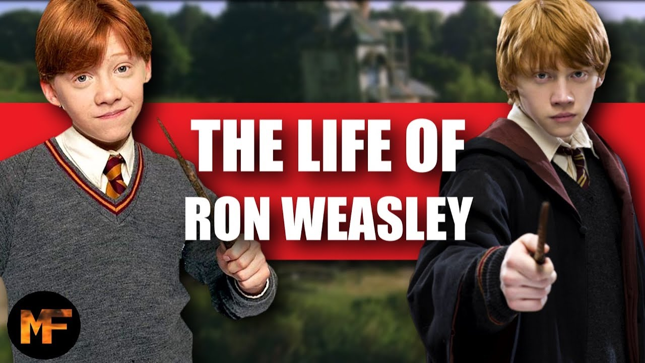 Download The Entire Life of Ron Weasley (Harry Potter Explained)
