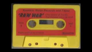 Raw War - The World Of Punk (Tape 1983)