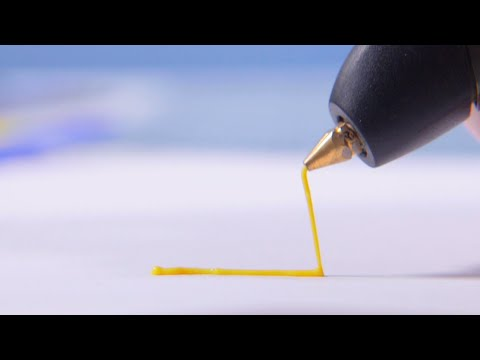 3Doodler 2.0 Launch Video - The World's First 3D Printing Pen, Reinvented (Official)