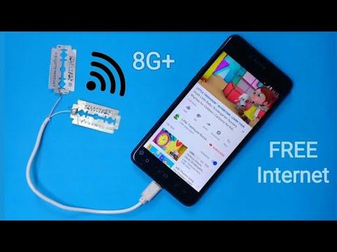 ШОК😱😱 Бесплатный интернет без сим-карты (8G + Super Speed) || Сделай бесплатный WiFi дома