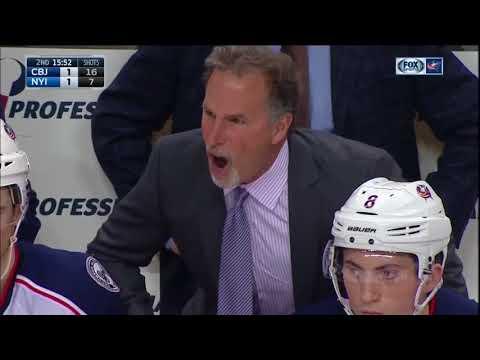 6 minutes of John Tortorella Angry Moments