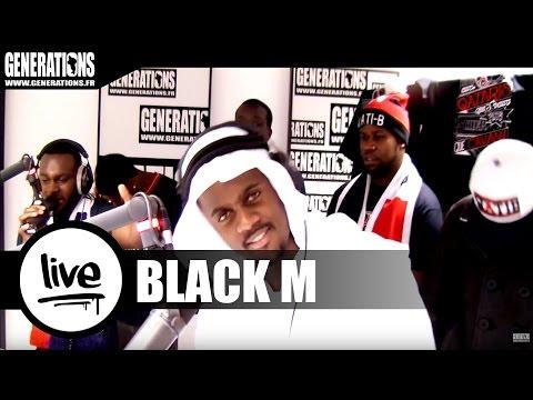 Black M - Qataris (Live des studios de Generations)