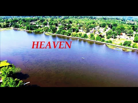 Full Day On Congers Lake : Top Water & Drone Shots!!