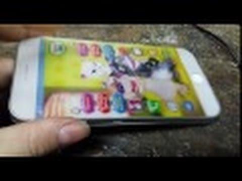 Попытка ремонта детского телефона
