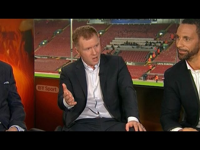 Paul Scholes On Man Utd Players I Dont Want Them Tweeting Sorry! Stop Tweeting & Start Playing!