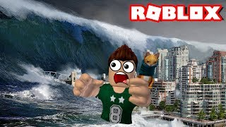 LIVE ! Roblox Natural Disaster Español