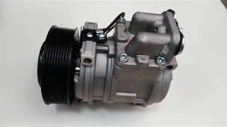 Видео обзор Компрессор кондиционера Мерседес Актрос МП2 МП3 NRF 32567