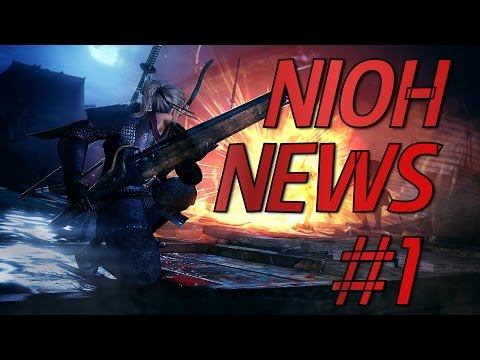Nioh News! 1# - New Boss, Characters and more!