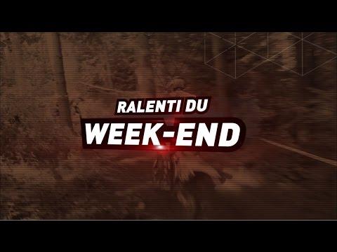 RALENTI DU WEEK-END - LE LUC EN PROVENCE