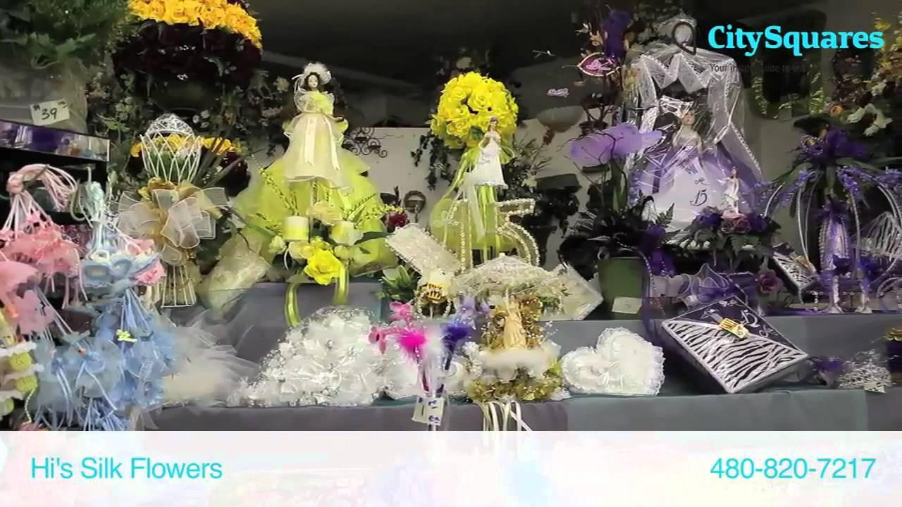 His silk flowers youtube his silk flowers mightylinksfo