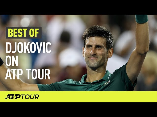 Djokovic On The ATP Tour | THE BEST OF | ATP