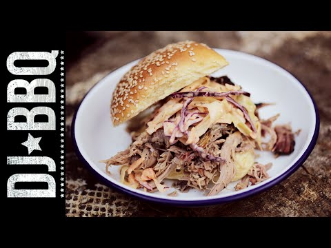 Pulled Pork with Winter Slaw