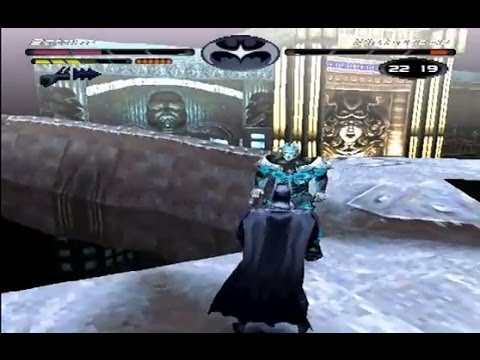 Batman & Robin (PlayStation) Full Walkthrough (Part 1 of 3)