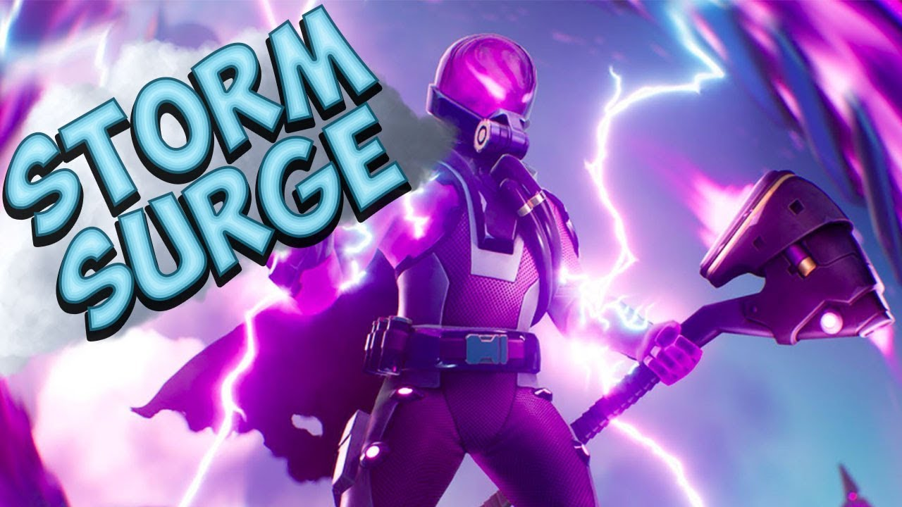 Storm Surge Fortnite Explained - Very Controversial ...