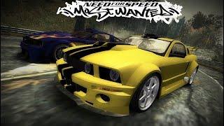NFS MW Mustang GT vs Mustang GT Online Racing with GameRanger